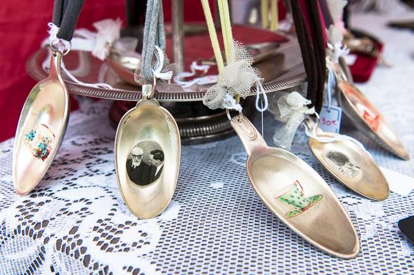 Photo de bijoux recyclés